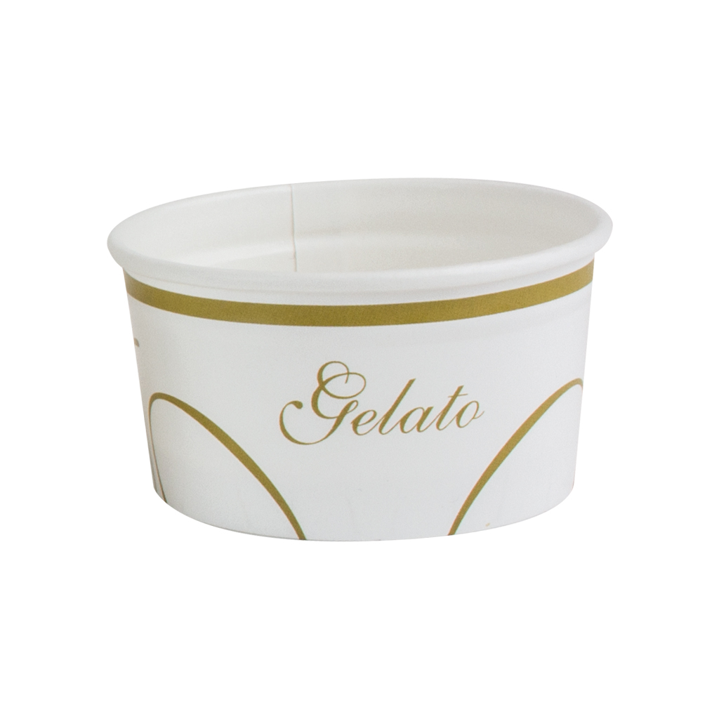 Ice Cream Tubs 93ml Classic/Traditional x 2000