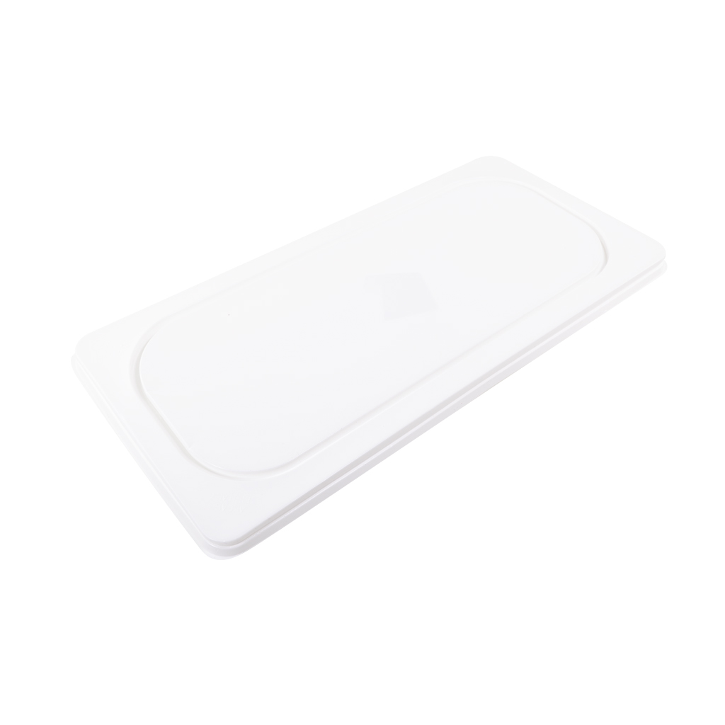 284/2 White PET Napoli Lid 0.5mm x 150