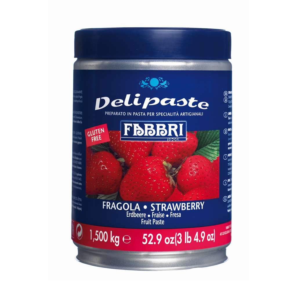 Strawberry Delipaste With Seeds 39B x 1.5kg