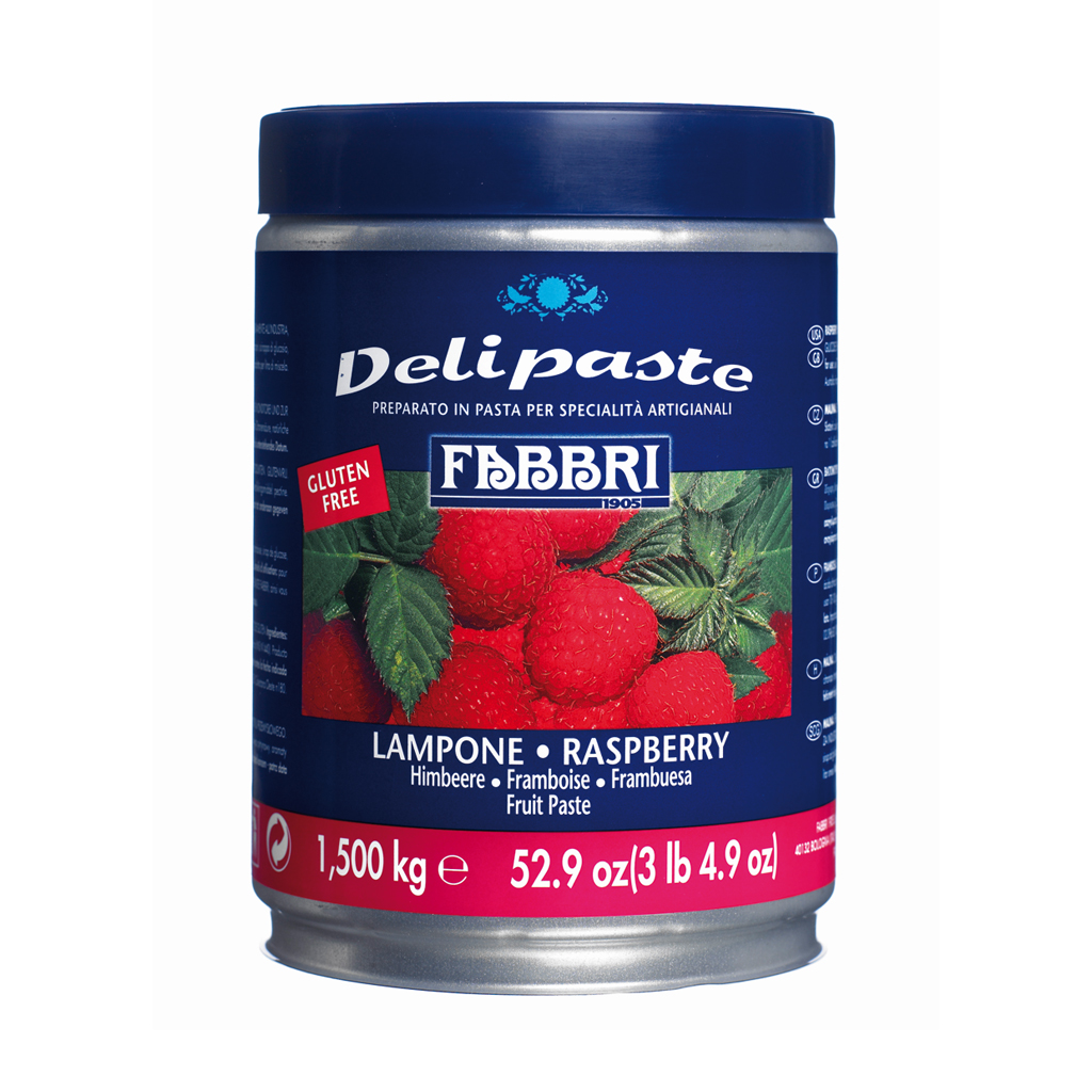 Raspberry Delipaste EU With Seeds 35M  x 1.5kg