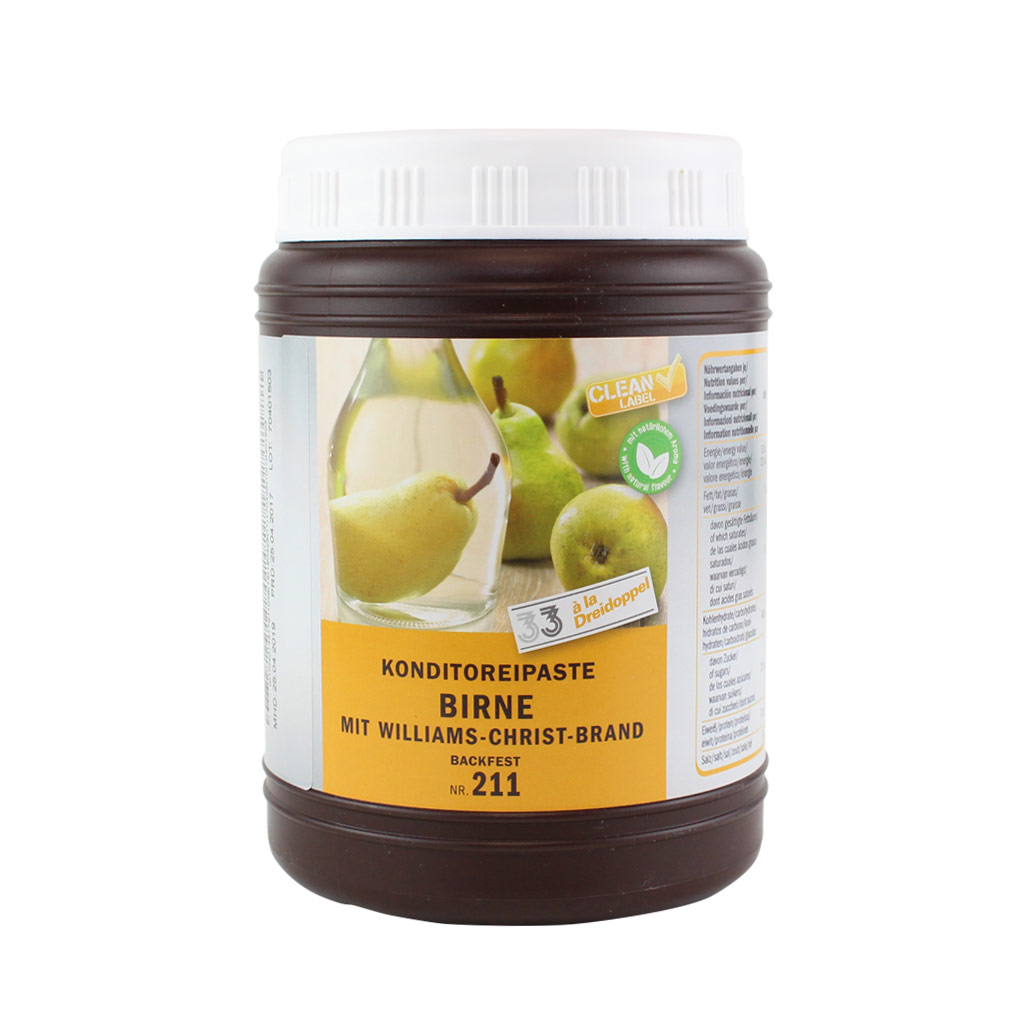 Pear William Paste x 1kg