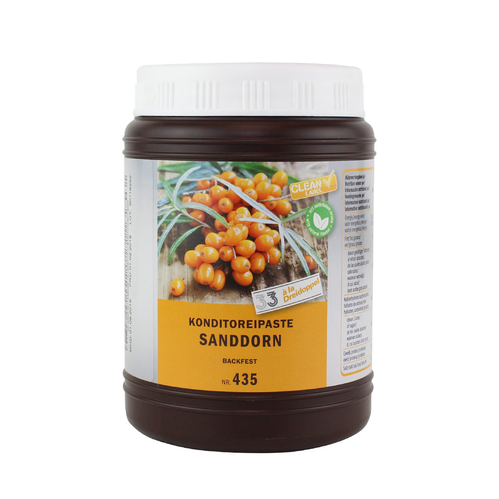 Sea Buckthorn Fruit Flavour x 1kg