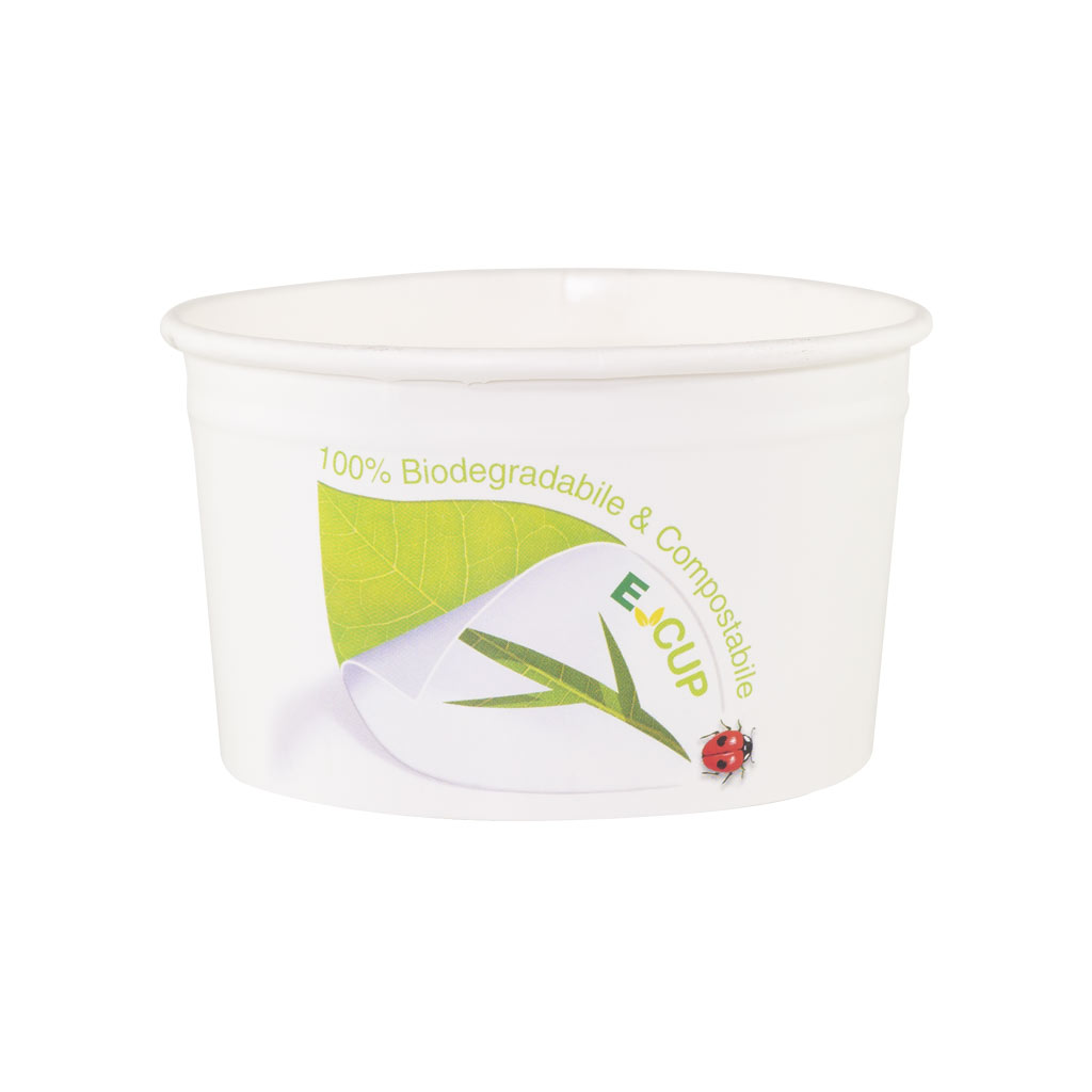 E-Cup - Ice Cream Tubs 239ml CP Design x 960