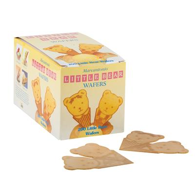 Little Bear Wafers 2 x 200 Cartons