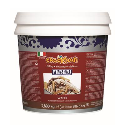 Crockolosi Wafer 61W x 3.5kg