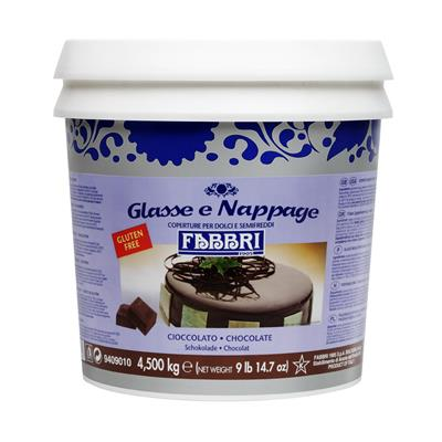 Chocolate Glassage 01Q  x 4.5kg