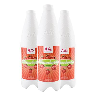 Strawberry NIC Sauce x 1.14kg